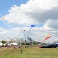 В Астане прошел фестиваль воздушных змеев
