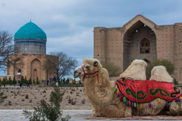 Невероятные маршруты Казахстана