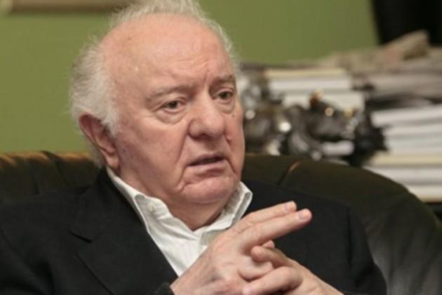 Скончался экс-президент Грузии Эдуард Шеварднадзе