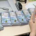 Деньги потекли из«слабых» банков в«неслишком сильные»