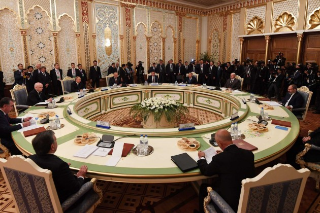 ПрезидентРК призвал принять меры поснятию торговых барьеров вСНГ
