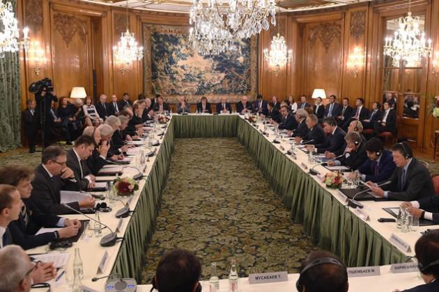 Между РК и Францией будут подписаны контракты на $5 млрд