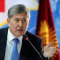 Алмазбек Атамбаев надеется на скорое открытие границ с Казахстаном