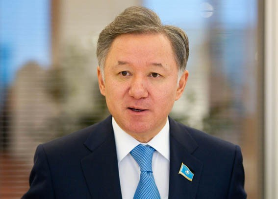 Нигматулин будет исполнять обязанности госсекретаря