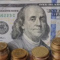 Курс доллара ослаб до317тенге