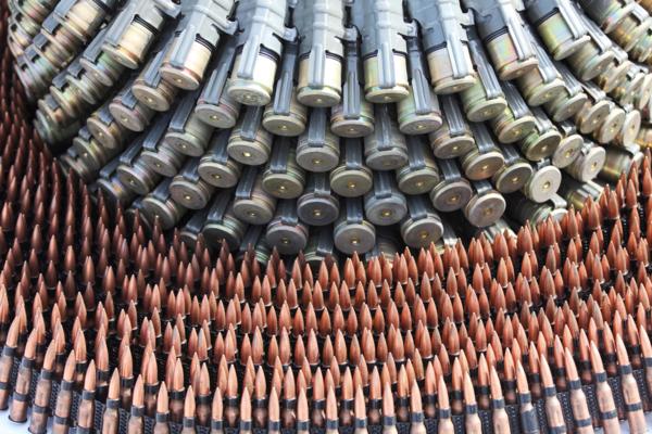 Казахстан ратифицирует договор оторговле оружием