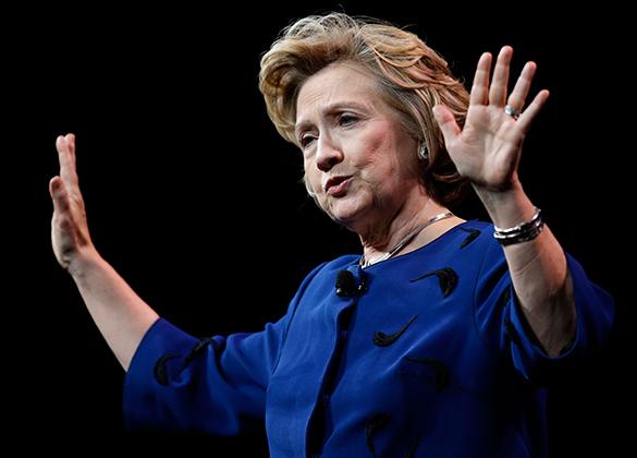 Хиллари Клинтон отказалась от участия в выборах 2020 года