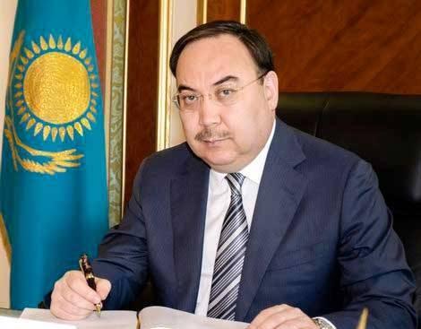 Послом Казахстана вСША стал Ержан Казыханов