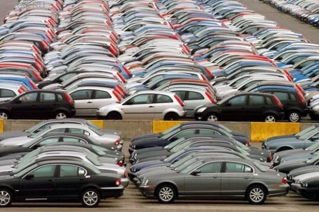 За юрлицами числятся свыше 100 тыс. автомобилей