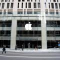 Акции Apple торгуются в составе индекса Dow Jones