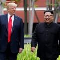 Дональд Трамп сообщил об отмене новых масштабных санкций против КНДР
