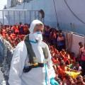 В Средиземном море погибли 300 нелегальных мигрантов