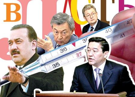 Президент «понижает градус» борьбы