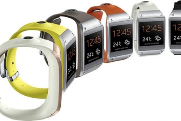 Samsung выпустил умные часы раньше, чем Apple