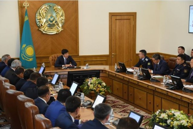 Прокуроры Алматы продолжат ревизию всфере земельных отношений