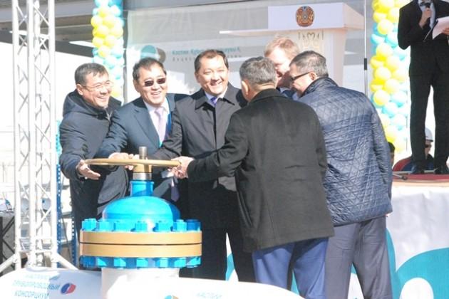 КТК станет гигантом экспорта нефти изКазахстана
