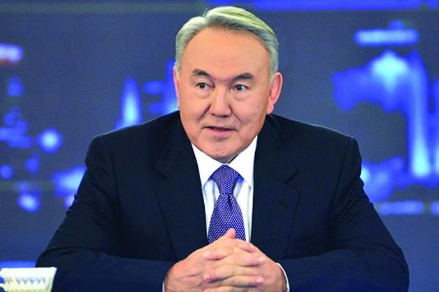 Нурсултан Назарбаев поздравил казахстанцев с Рождеством