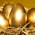 Золото падает в цене на фоне нестабильности в США