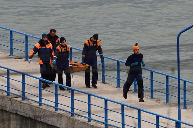 Озвучена предварительная причина катастрофы Ту-154