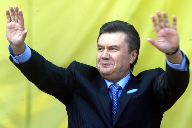 В Донецке требуют вернуть Януковича