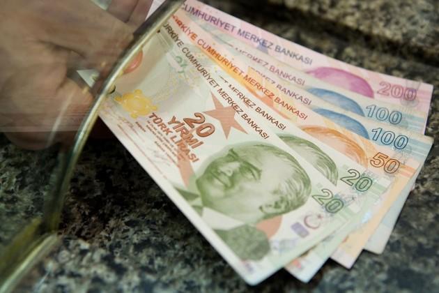 Трагедия вАнкаре ослабила турецкую лиру