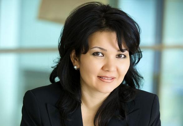 Умут Шаяхметова вошла в состав Президиума НПП «Атамекен»