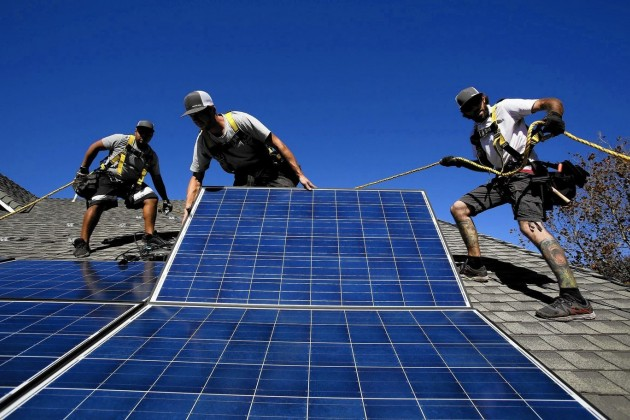 Tesla сократит бизнес попродаже солнечных панелей