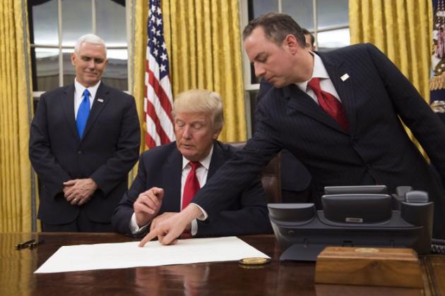 Покупай американское, нанимай американцев: Белый дом анонсировал новый указ