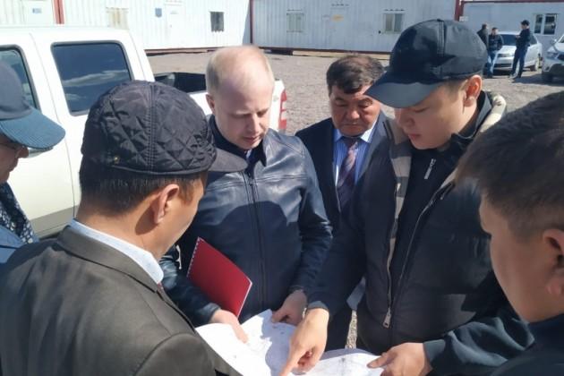 Солнечную электростанцию в Карагандинской области достроят в июне