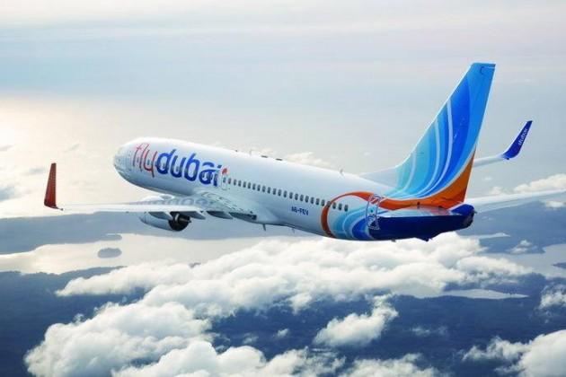 Flydubai открывает новый маршрут Шымкент— Дубай
