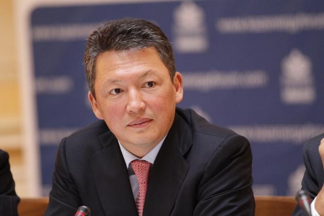 Тимур Кулибаев вошел в совет директоров Газпрома