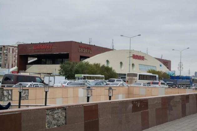 Рынок «Шапагат» в Астане продан за 1,3 млрд тенге