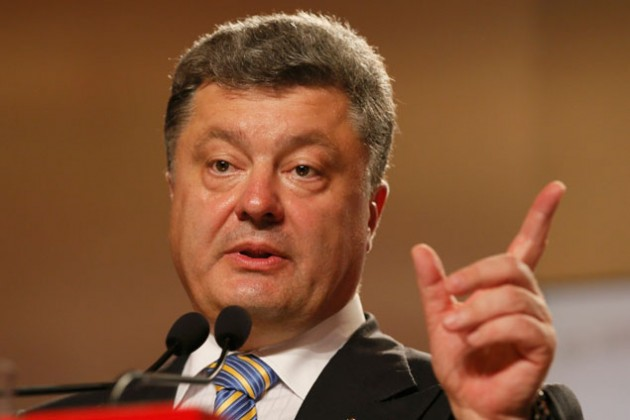 Порошенко объявил о своих ближайших планах