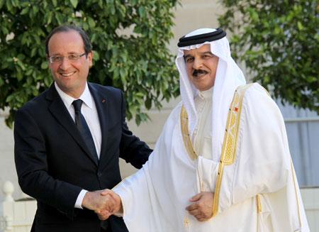 Франция и Катар создадут инвестфонд