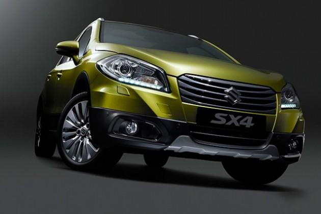 Дебют нового Suzuki SX4