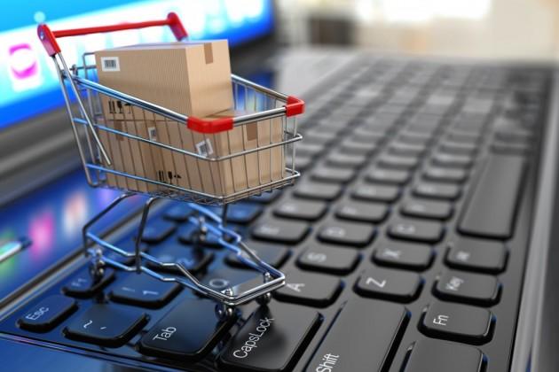 E-commerce активно захватывает долю врозничной торговле