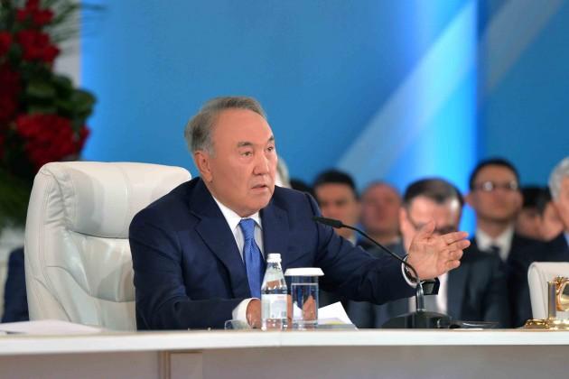 ЦИК принял постановление о прекращении полномочий Нурсултана Назарбаева