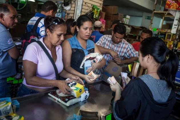 Инфляция вВенесуэле превысила 24000%