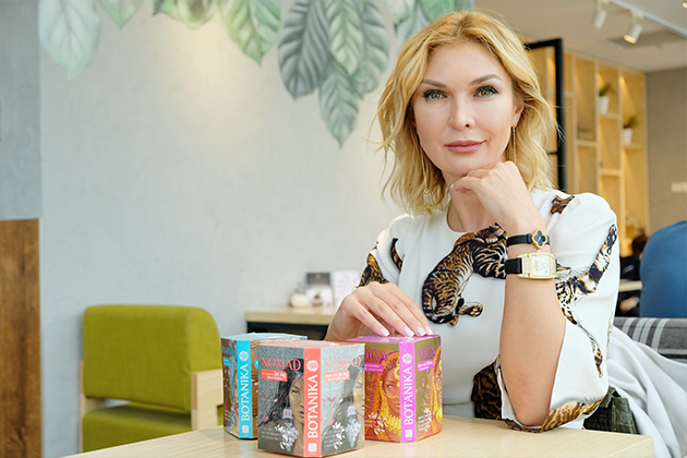 Детали чайного бизнеса Виктории Моминбаевой