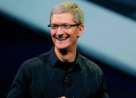 За чашку кофе с главой Apple заплатили $610 тыс.