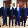 Бакытжан Сагинтаев обозначил обязанности своих заместителей