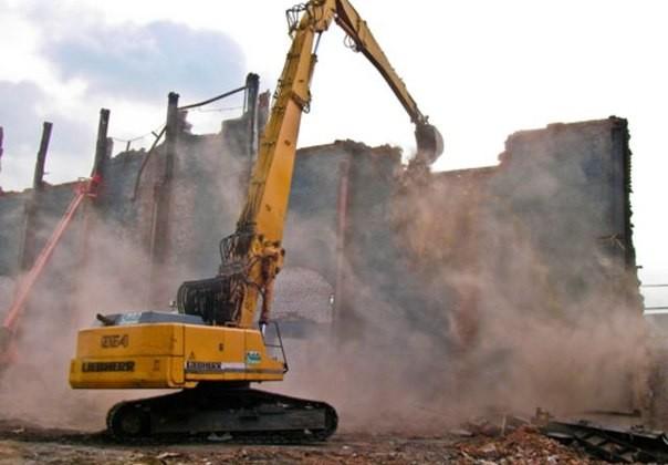 В моногородах снесено 113 ветхих зданий