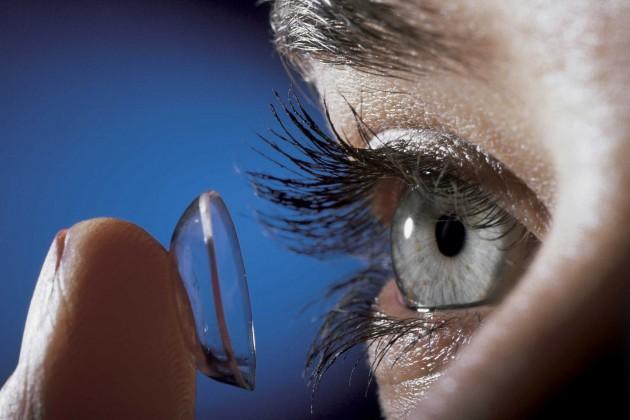 Ученые разработали контактную линзу с зумом