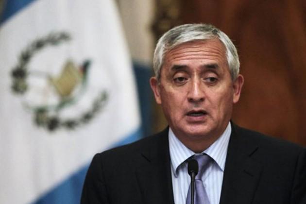 Суд отправил в тюрьму экс-президента Гватемалы