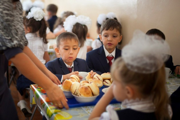 Школьное питание выведено из сферы госзакупок