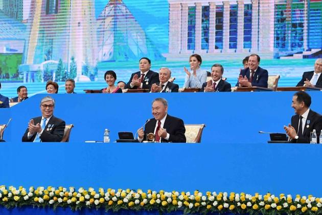 ВКазахстане отмечают 25-летие Независимости