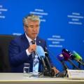 Арыстанбек Мухамедиулы рассказал оприватизации Казахфильма