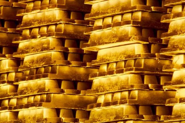Топ-10 стран-держателей золота