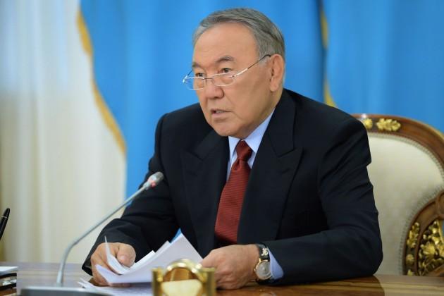 Нурсултан Назарбаев заявил о необходимости подготовки партии власти к предстоящим выборам