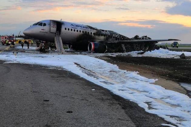 В результате катастрофы в Шереметьево погиб 41 человек